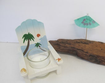 Adarondak Beach Chair Candle - Great for Party Gift