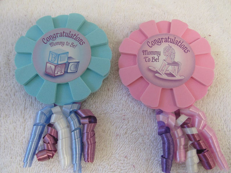 Congratulations Mom to Be for Baby Shower Or Party  Craft image 0