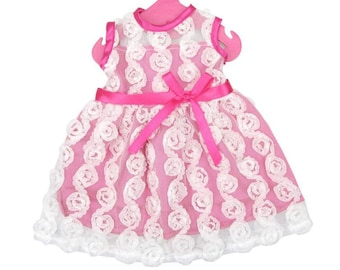 """Doll Dress for American Girl Doll and other 16""""-18"""" dolls  *** PLEASE READ AD for Details** Hand Made - New! // Free Clothes Hanger Included"""