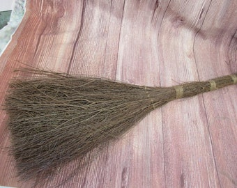 Twig Besom Broom - Halloween Broom - Witch Broom for Halloween - Witches Broom - PLEASE READ AD for Details
