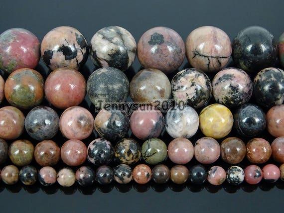 8MM Natural Norwegian Labradorite Gemstone Round Spacer Loose Beads About 47pcs.