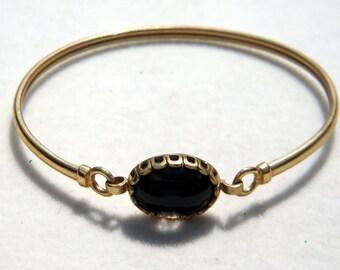 f8a19c8d4d77d 9 carat gold bangle   Etsy
