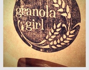 1lb maple pecan granola girl granola