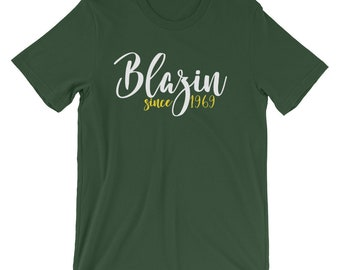 b0fdec61c UAB Blazin Short-Sleeve Unisex T-Shirt