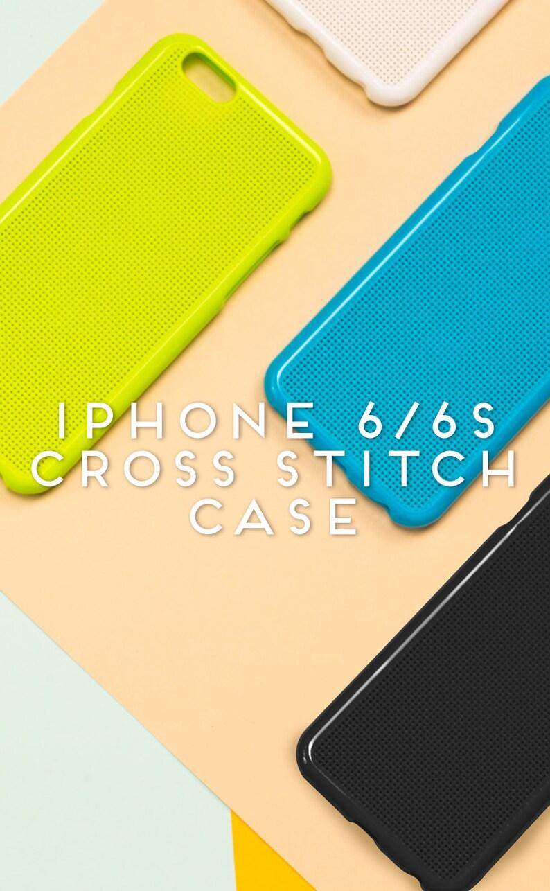 size 40 d16fd 8ffef IPhone 6 Cross Stitch Case, iPhone 6s Cross Stitch Case, Cross Stitch  iPhone Case, iPhone Case, Cross Stitch, Personalized gifts -DIY-