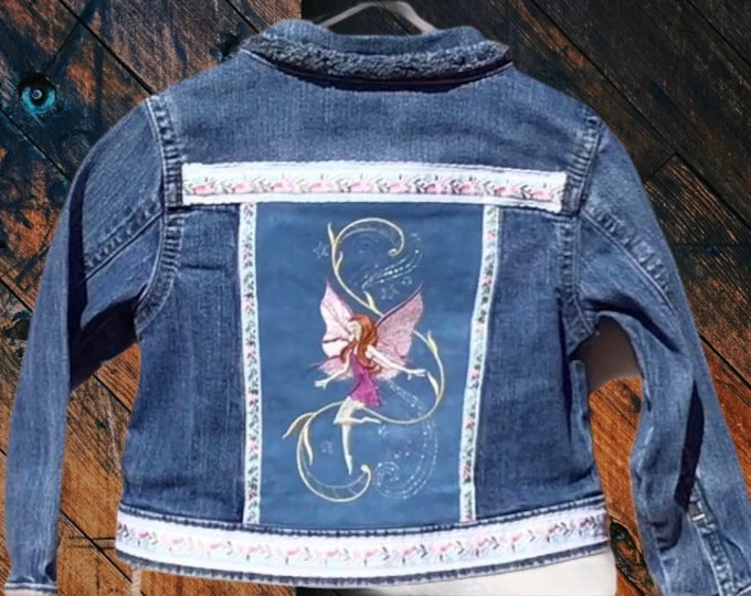 Fairy jacket SZ 18M