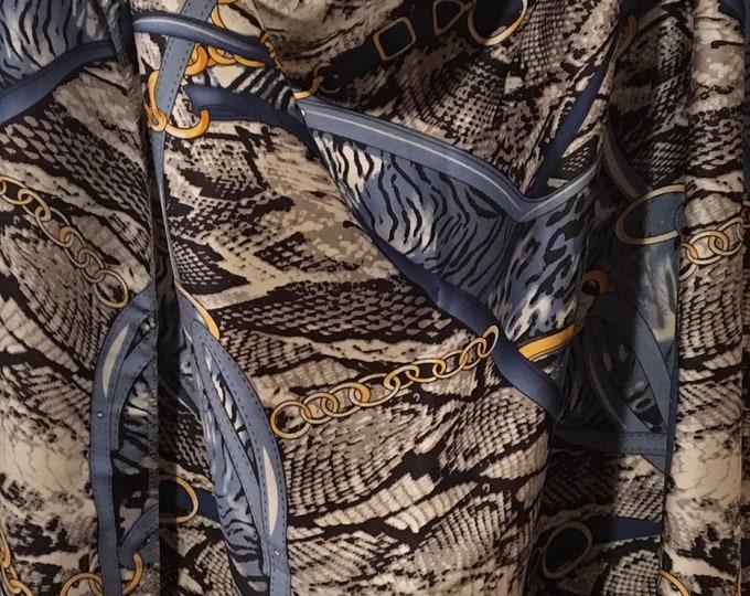 Gorgeous wild rag / scarf