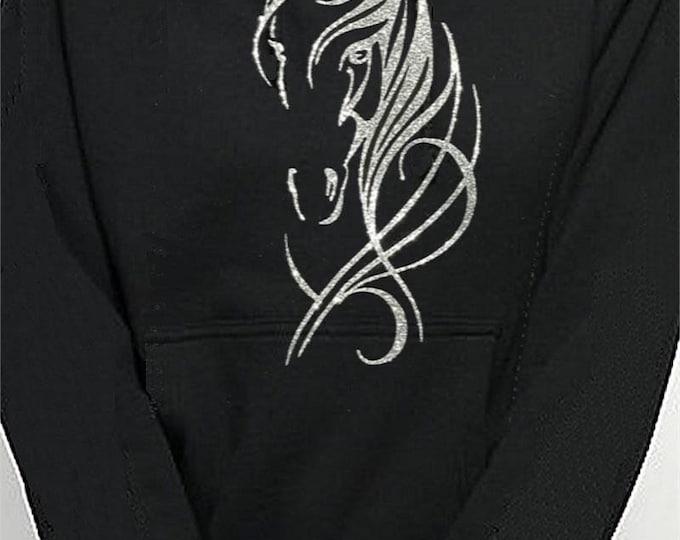 Sparkle Horse Hoody