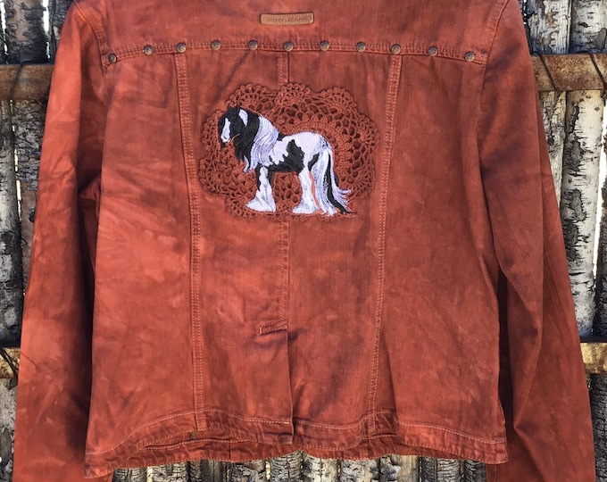Beauty in Rust! Gypsy Vanner SZ L