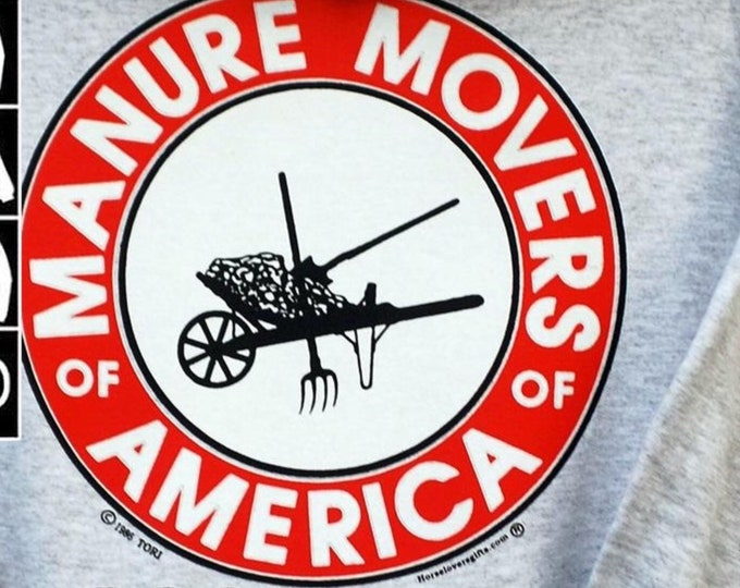 Manure Movers HOODY!!!