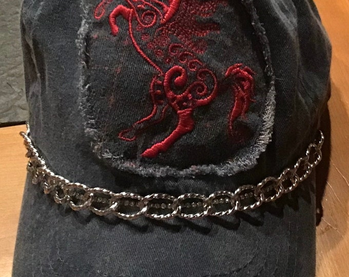 Cool Cowgirl Cap!