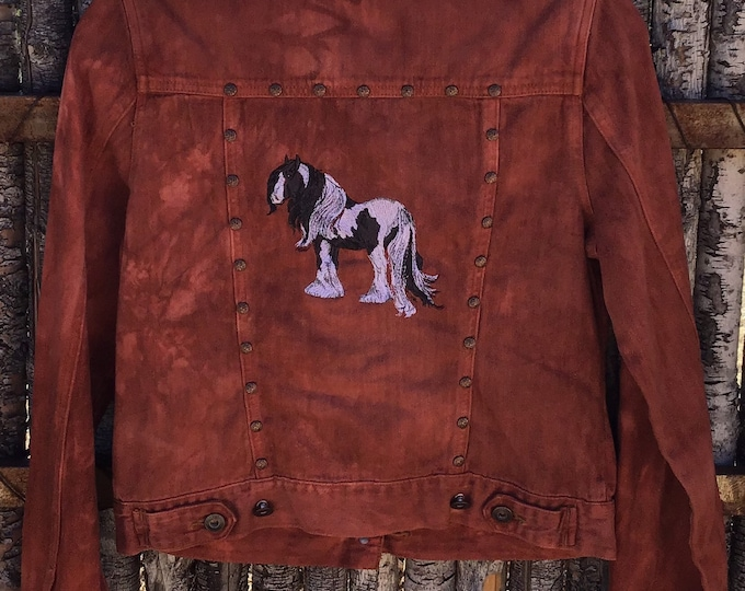 Gypsy Vanner Jacket SZ M