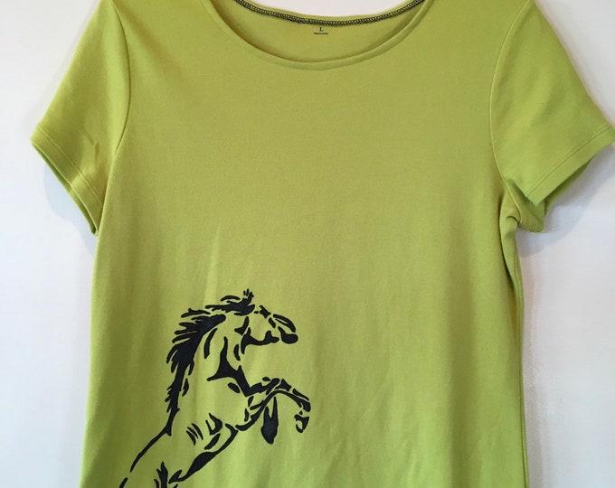 SALE Horse top! SZ L