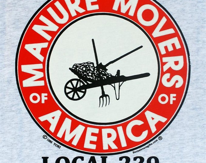 Are you a member?! Manure Movers of America!