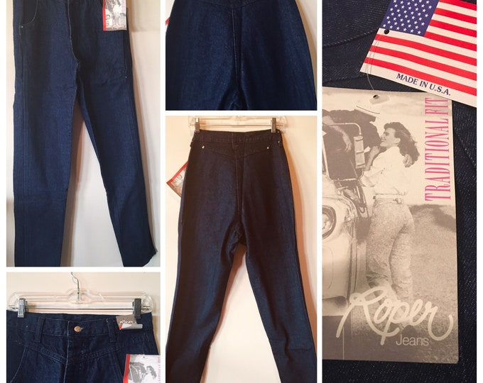WOW!!!! NOS Roper jeans! Size 9