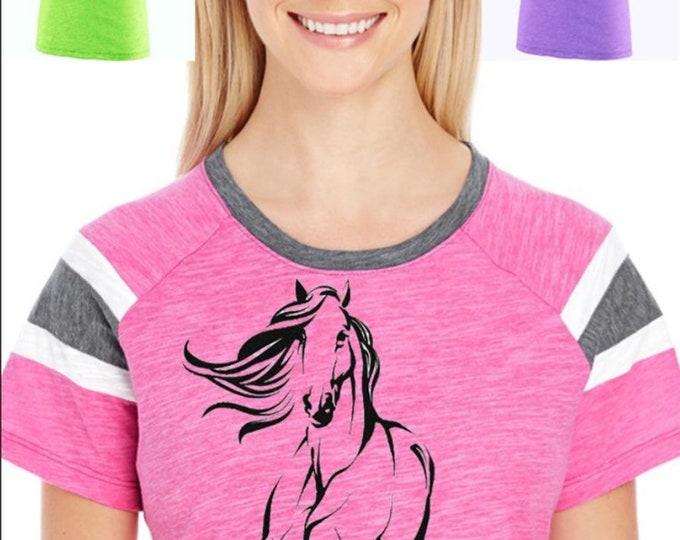 Pretty Horse Art shirt