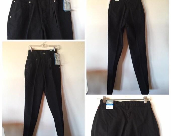 Black NOS Roper jeans! Long inseam! SZ's 7,9,11