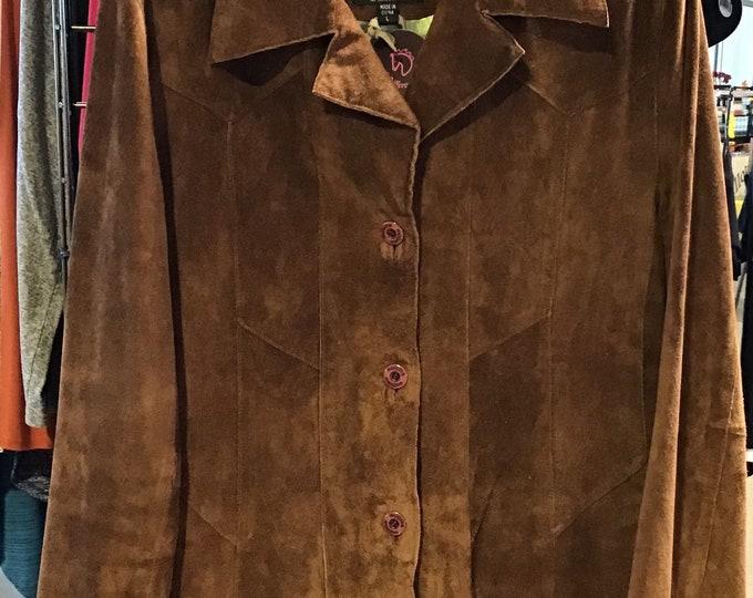 wilsons maxima coat SZ L