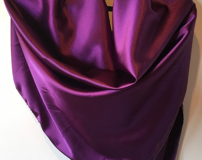 Purple Wild Rag / Scarf