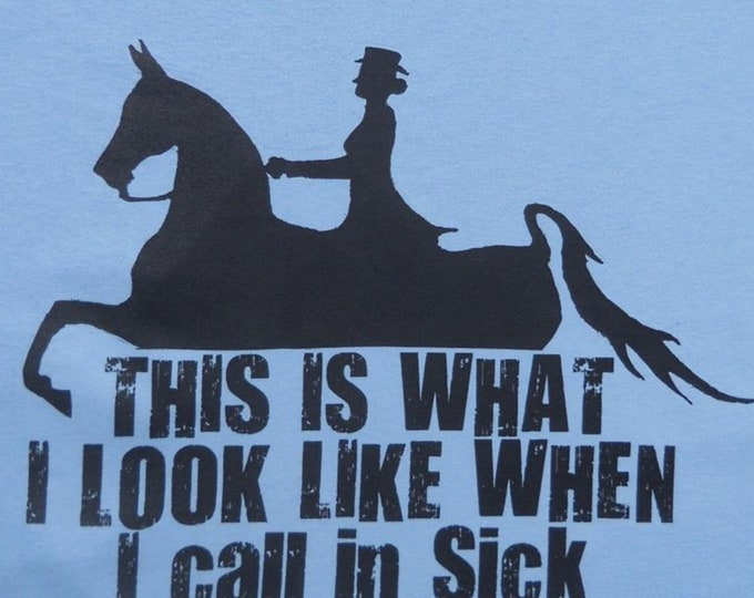 Saddlebred shirt