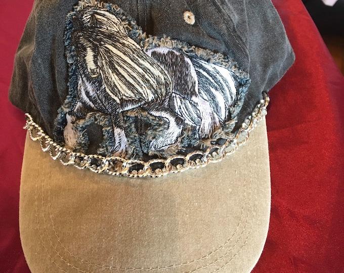 Blinged Gypsy Hat