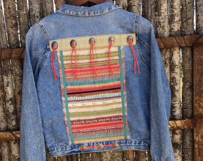Cool Southwest Beauty! Sz L