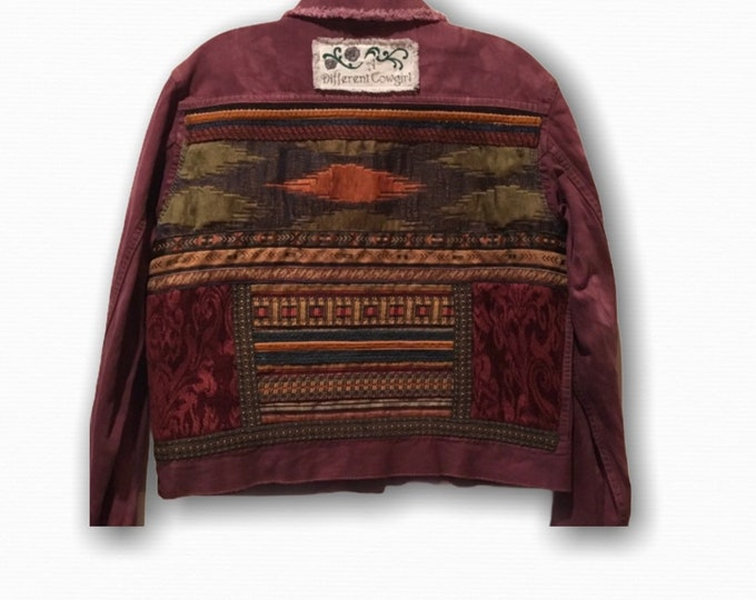 Tapestry Hand dyed jacket SZ L