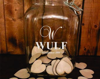 Wish Jar Etsy