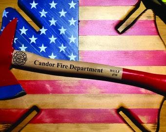 Firefighter axe | Etsy