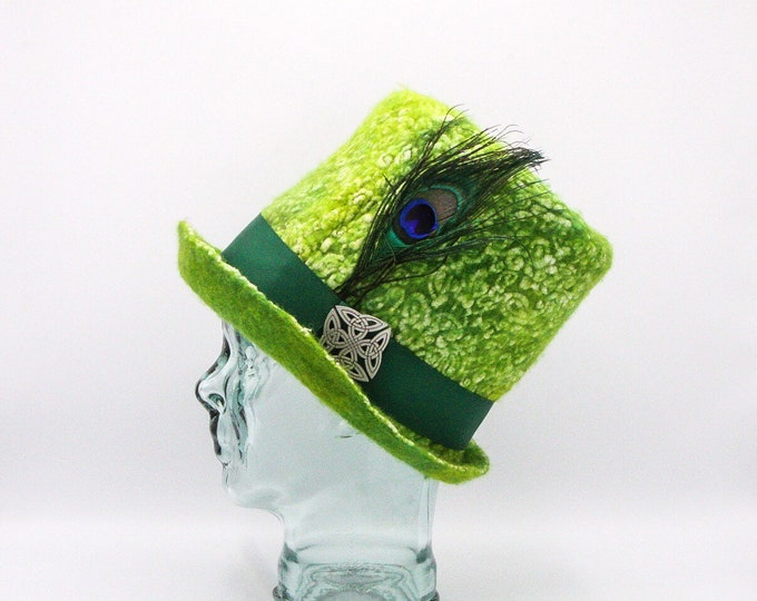 Top Hat, The Paddy, St. Patrick Hat, Irish