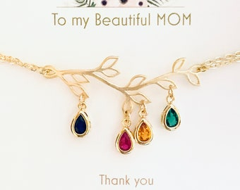 Mother's Day Jewelry Gift from Daughter Son • First Mother's Day Personalized Gift • Mother's Day Gift Ideas • Gift for Mom • New Mom Gift