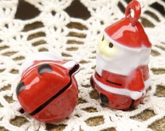 Santa Claus Christmas Jingle Bell (2)
