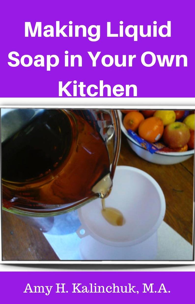 Download ebook soap making