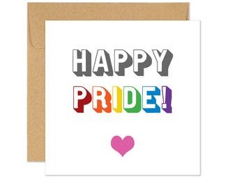 LGBTQ Pride - Happy Pride - Gay Support