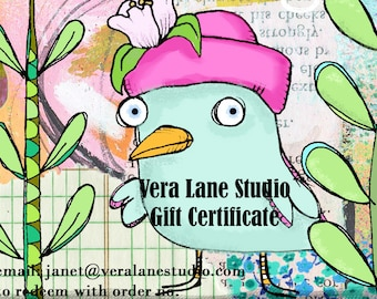 Gift Certificate - 15