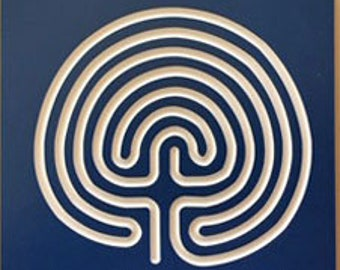 image about Finger Labyrinth Printable referred to as Finger labyrinth Etsy