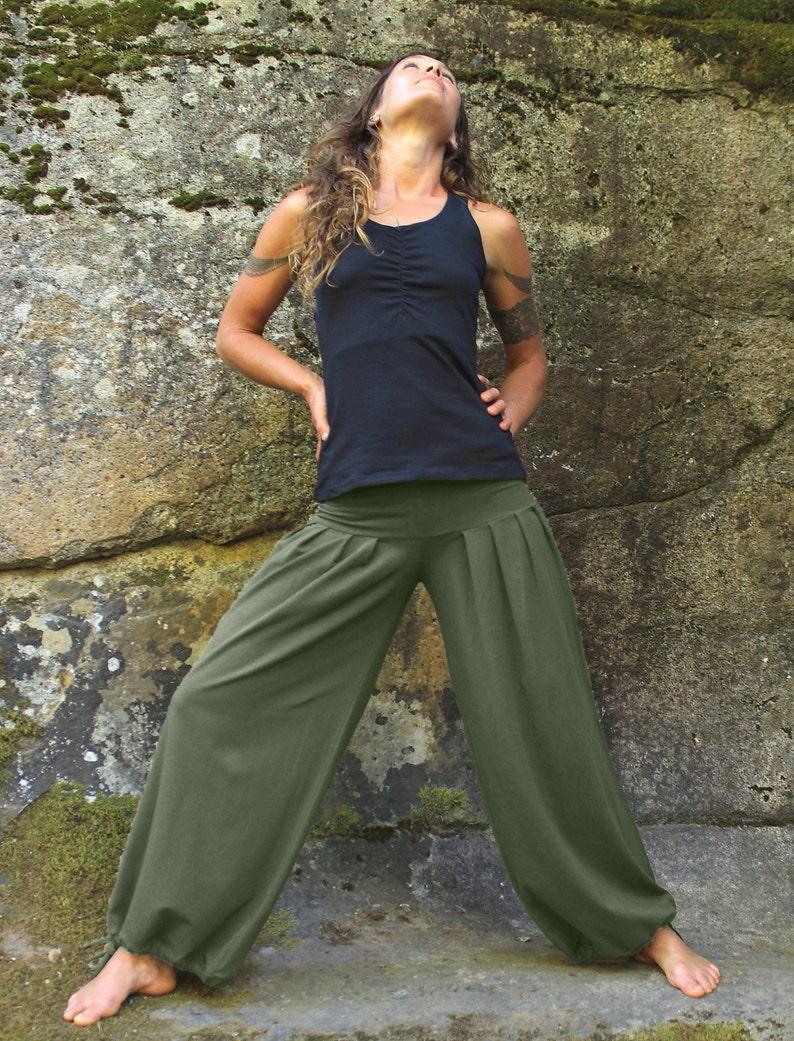 6328075409 Harem Pants-baggy gray pants-women's trousers-dance | Etsy