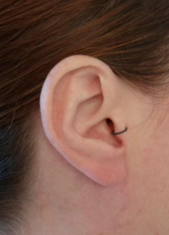 Ohrring Ring 22 18 oder 20 Gauge Ohr Knorpel Nase Lippen
