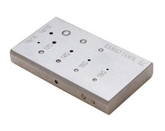 Proops Steel Riveting Block J2277