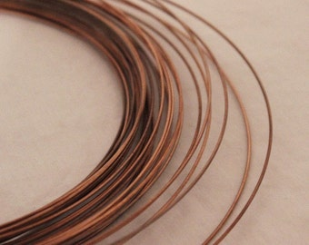 Copper Wire Solder 18ga 5 Foot Package
