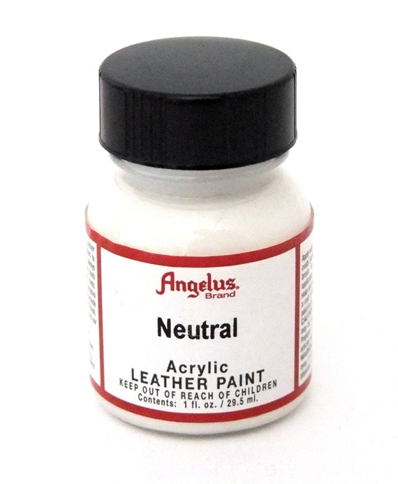 Angelus Flexible Acrylic Leather Paint
