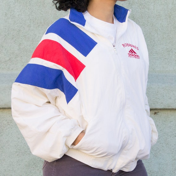 Made in USA Vintage Adidas olympic jacket