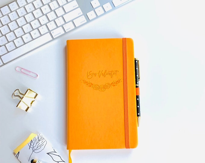 Featured listing image: Sea Valiente Journal - Yellow