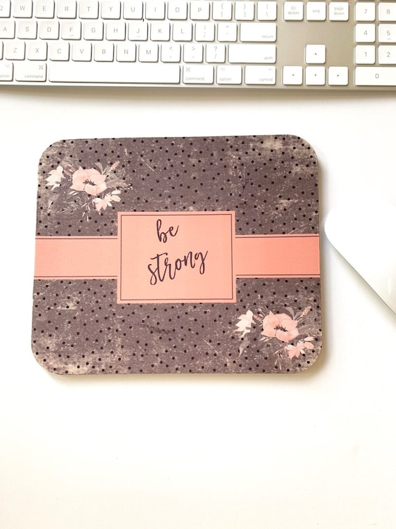 Be Strong Mousepad