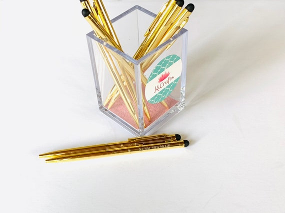 Limited Edition Gold No Vida Mejor Stylus Pens