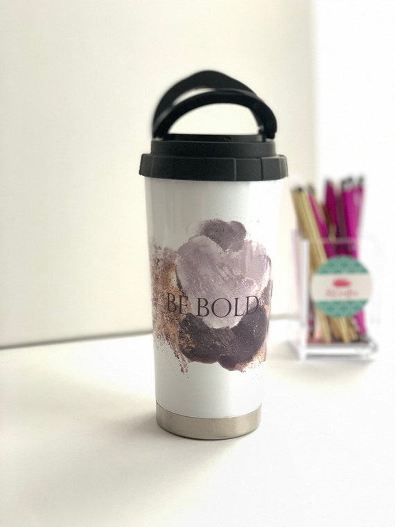 Clearance! Be Bold 16oz. Stainless Steel Thermos Midnight Dust