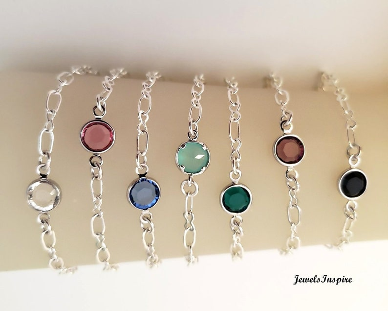 Fine Jewelry Cheap Price Sterling Silver Bracelet New A Wide Selection Of Colours And Designs Jewelry & Watches