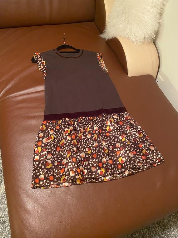 Vintage Anna Sui Dress size petite small - image 5