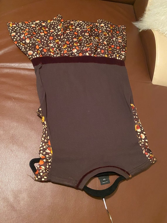 Vintage Anna Sui Dress size petite small - image 7
