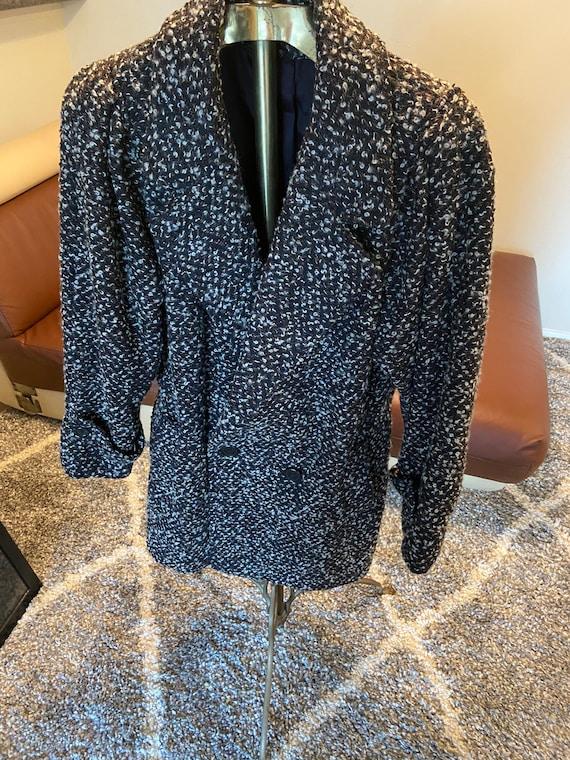 80's Vintage Tweed Jacket - image 5